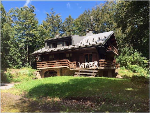 Chalet familiale 350m2 Morbier - Morbier - House