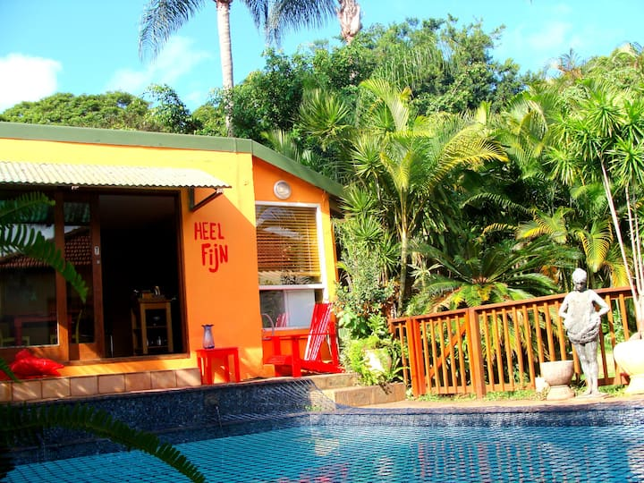 The Pool cottage, long stay Durban Glenwood.