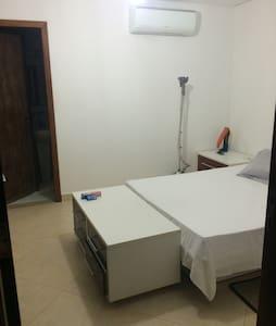 Suíte completa em casa frente mar - 卡馬薩里(Camaçari)