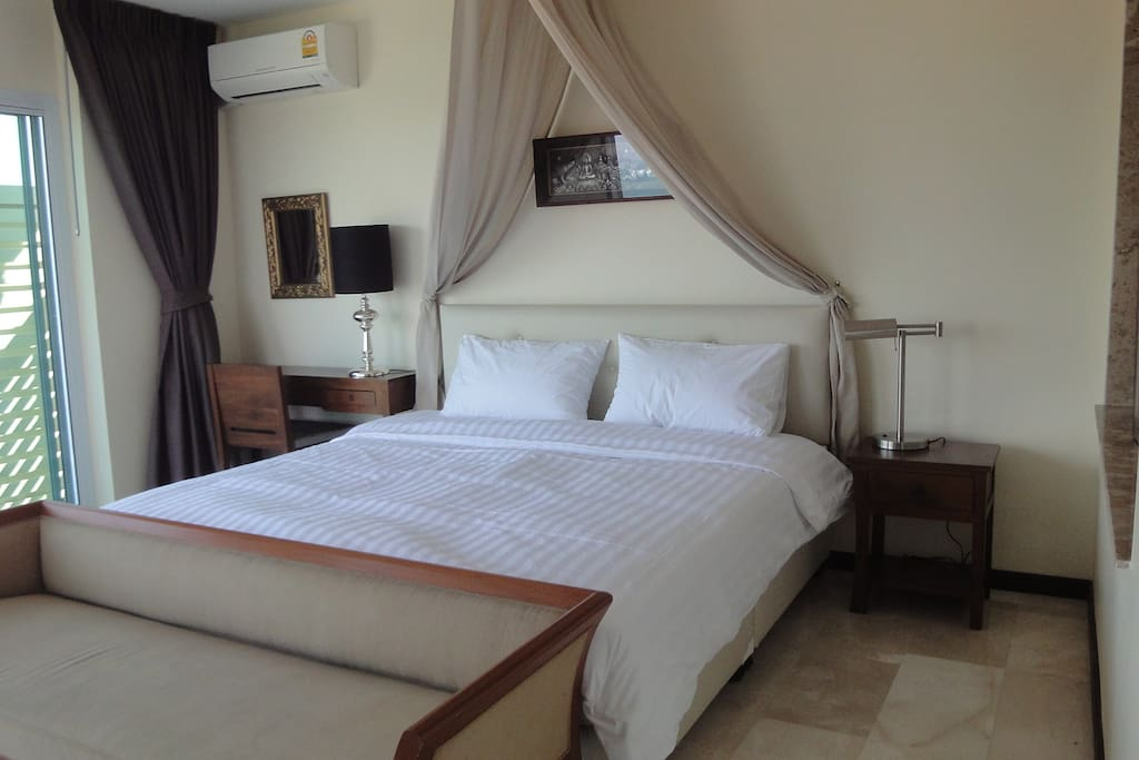 Master Bedroom of Anam Cara 301