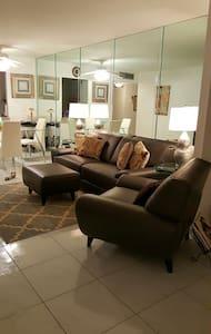 Cozy & sleek one bedroom apartment. - Hallandale Beach