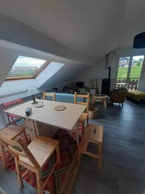 Appartement confortable, idéal pour 4 personnes