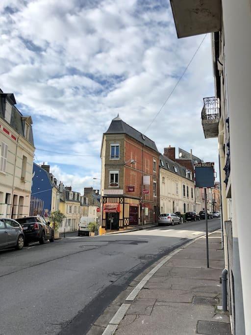 Boulevard d'Hautpoul