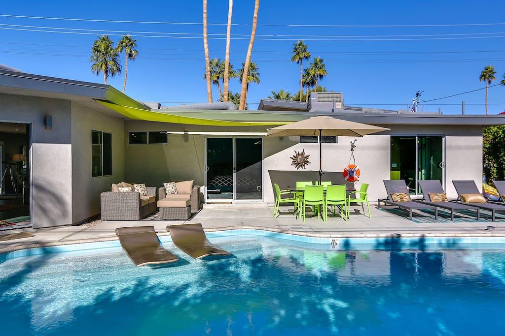 Palm Springs Sun