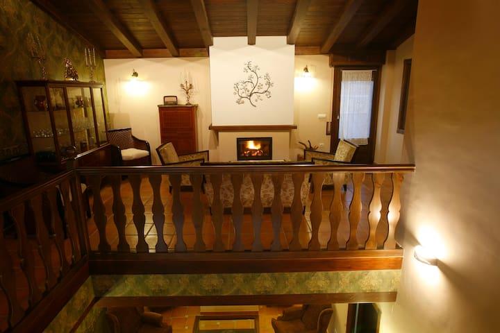 Casa en el Prepirineo Aragones - Santa Eulalia de Gállego - Дом