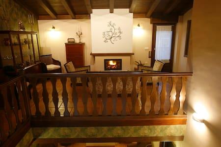 Casa en el Prepirineo Aragones - Santa Eulalia de Gállego - House