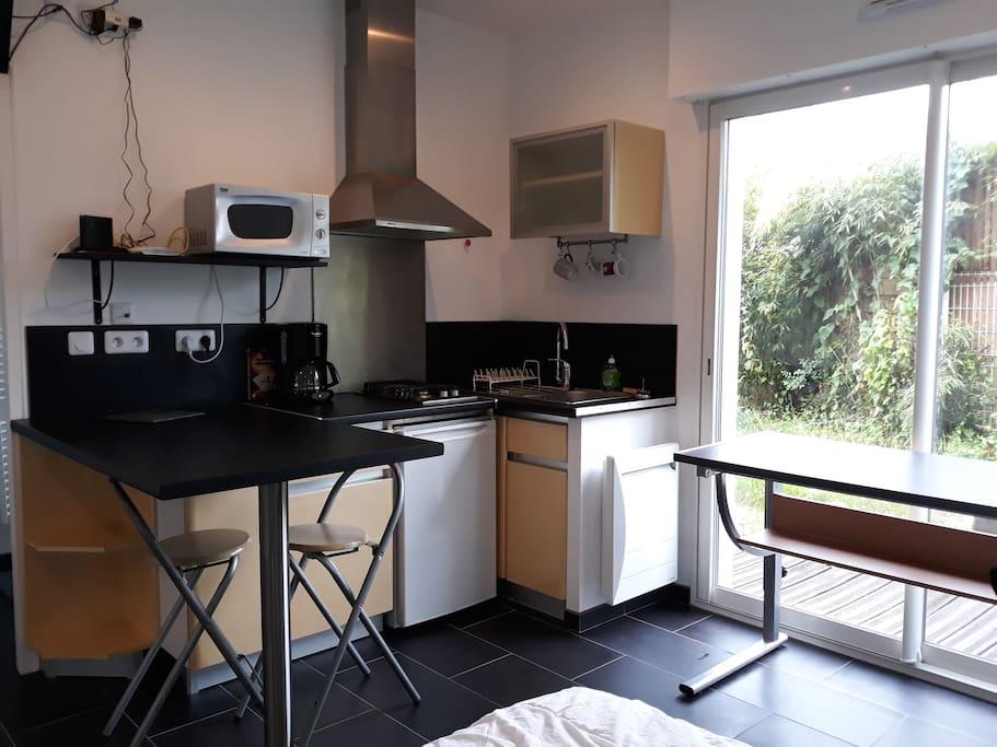 Une cuisine dans votre logement