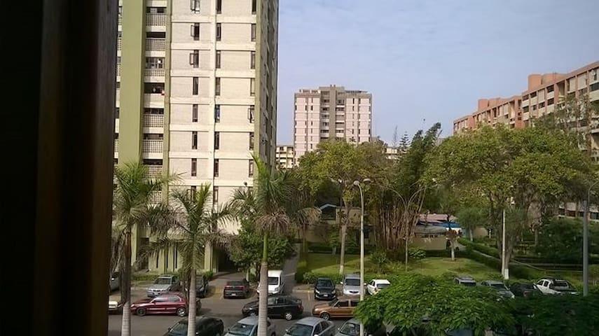 ALQUILO HABITACION AMOBLADA 12m2 para 1 PERSONA - Jesús María - Appartement