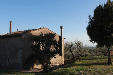 Casale in campagna vicino a Roccatederighi,Toscana - Roccatederighi - Huis