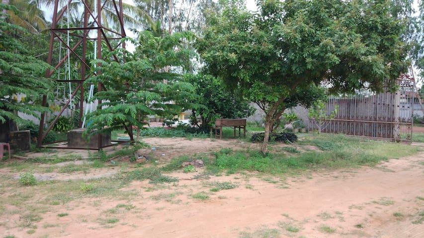 Acharleak Countryside Apartment - Kampong Thom Province - Apartament