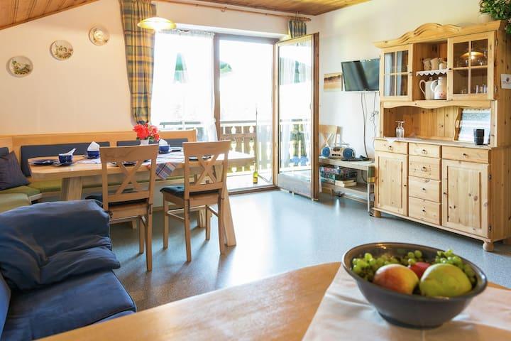 Peaceful Apartment in Reitersau Bavaria near Ski Area