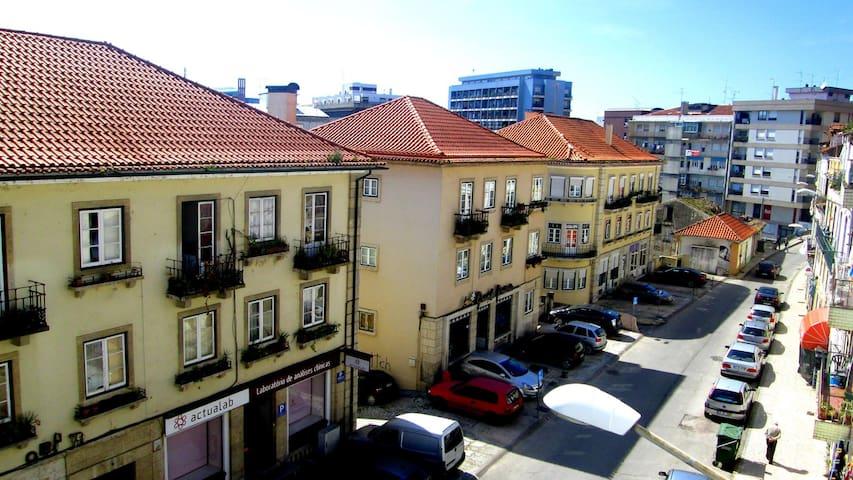 Apartamento muito bem localizado em Coimbra - Coimbra - Wohnung