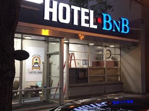 DownTown sleeping pod in Hotel BnB/ S-1