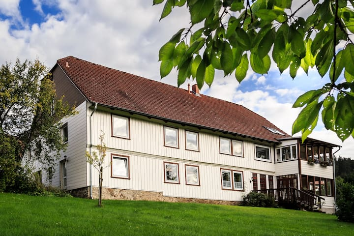 Urlaub auf dem Lindnerhof - Olivia - Osterode am Harz - Apartamento