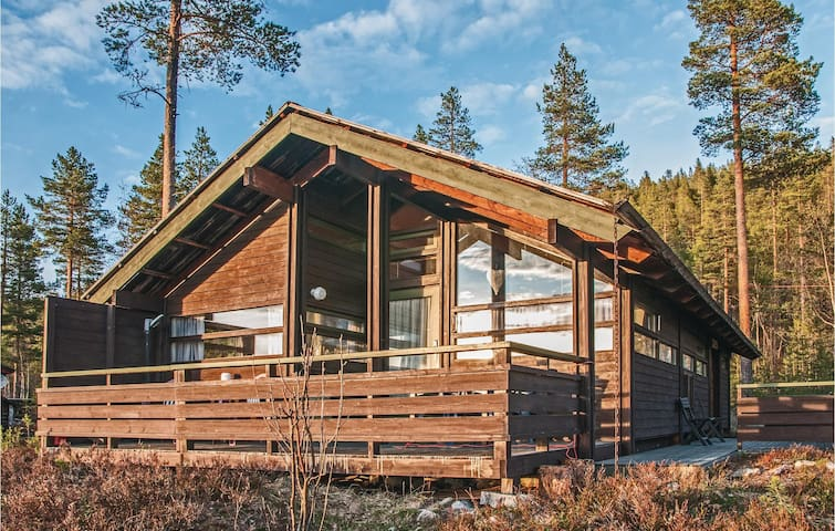 Holiday cottage with 3 bedrooms on 60m² in Rendalen