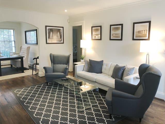 1 Bedroom / Atlanta / Buckhead / Garden Hills