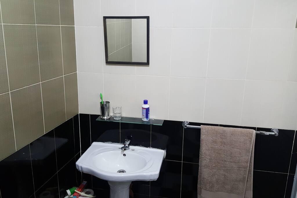 Salle de bainA