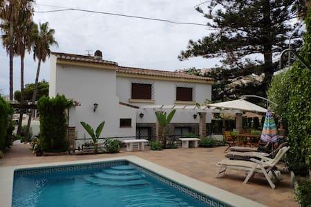 Espectacular villa en la Costa Tropical