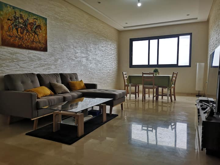 Appartement ZI Ouled Saleh Sapino