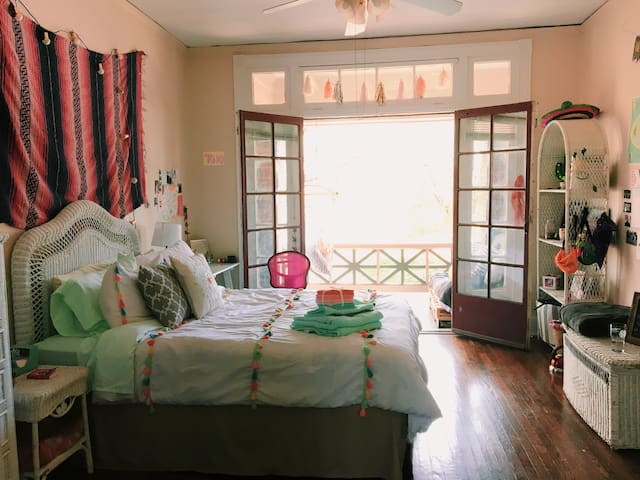 Trendy Giant Room in Old Louisville - Louisville - Appartement
