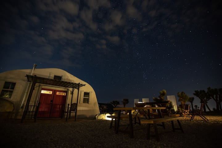 Moon Camp is the perfect place for your desert escape.
