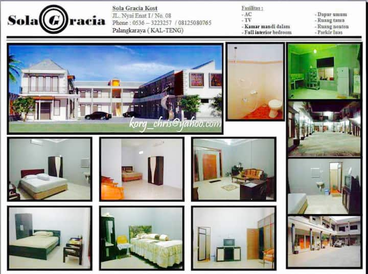 Sola Gracia Guest House