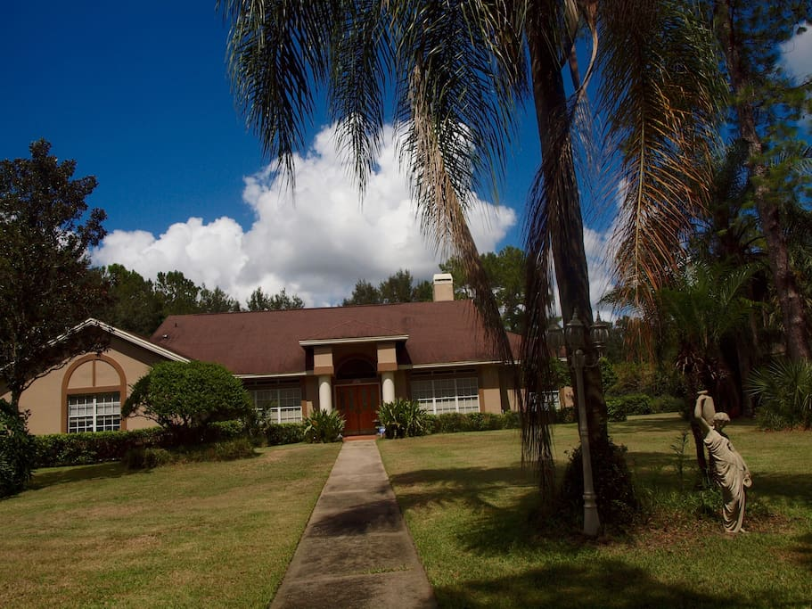 Beautiful Quiet Wekiva River - Houses for Rent in Sanford ...