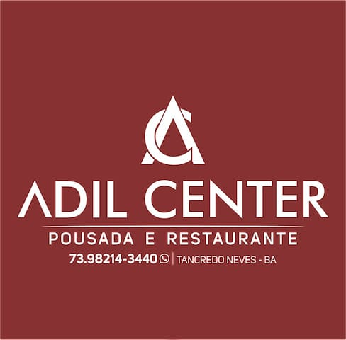 Adil Center: Restaurante e Pousada