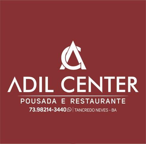 Adil Center: Restaurante e Pousada