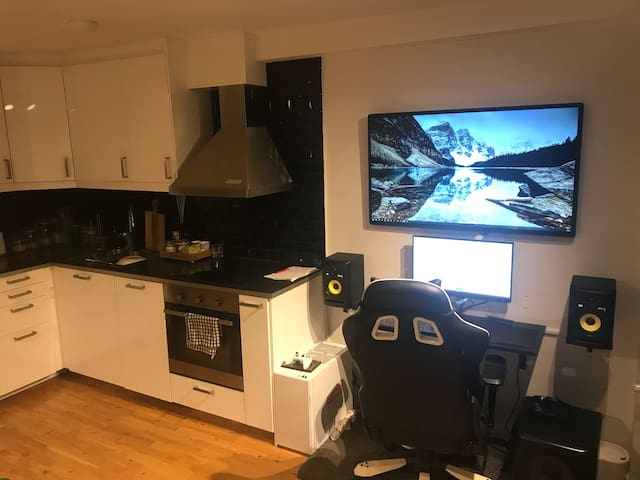 Studio apartment close to the heart of Stockholm