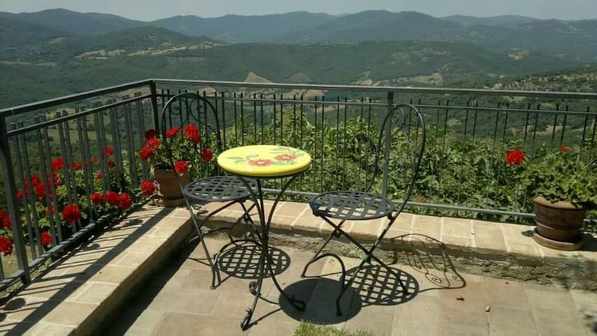A perfect spot for a morning coffee or a pre-dinner Prosecco