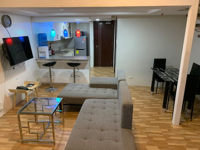 Club Ultima Studio Unit Cebu