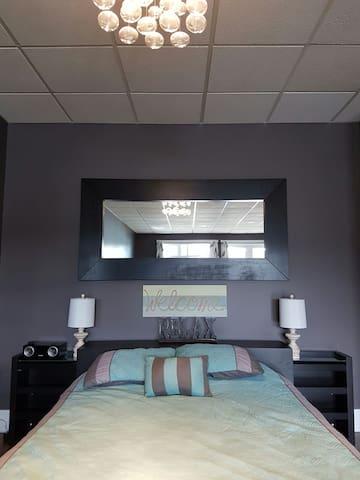 """The """"bedroom"""""""