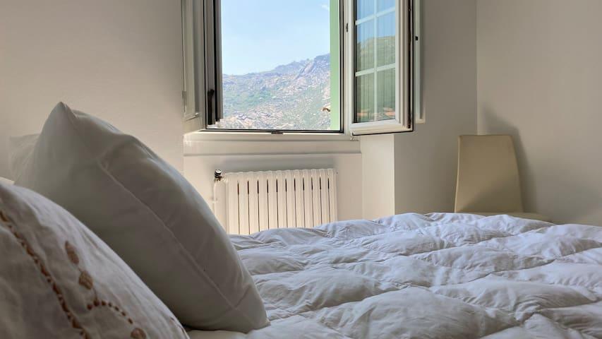 Habitación 3, cama de 1,20 cm.