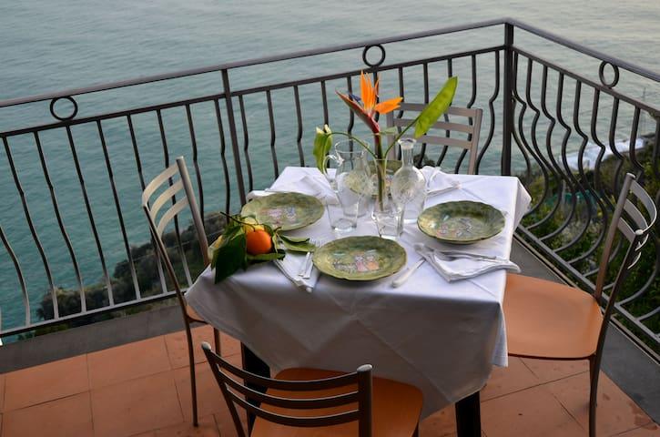 House Celeste holiday in Amalfi Coast - Conca dei Marini - Apartment