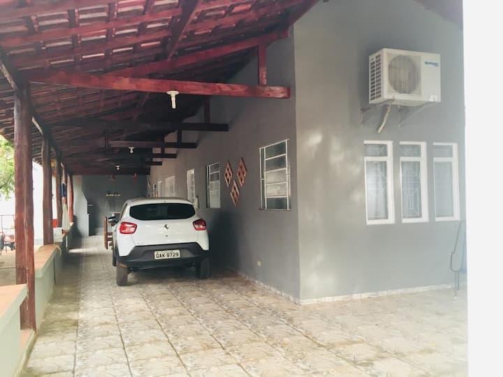 Casa ampla e aconchegante em Bonito