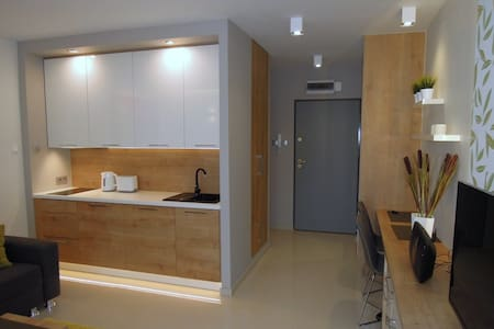 Apartment Platan Limonka-studio - Pis