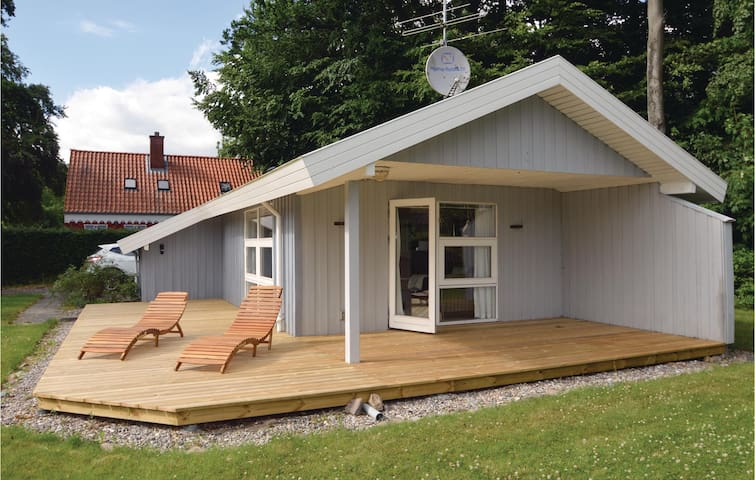 Holiday cottage with 2 bedrooms on 50m² in Haderslev