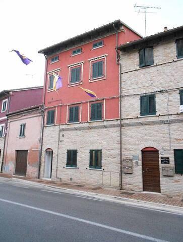 Grazioso bi locale a Mondolfo - Mondolfo - アパート