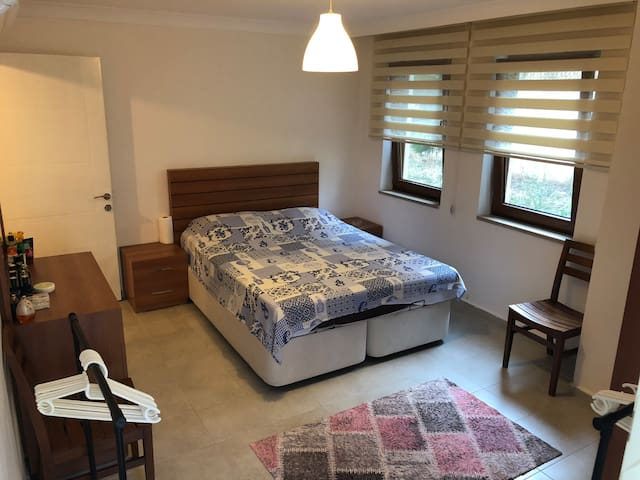 Room for rent , with private garden in Akyaka