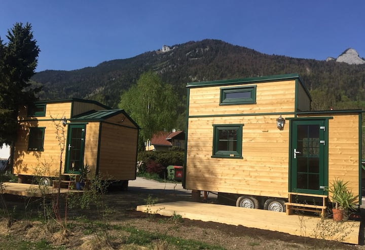Wolfgangsee Tiny Houses