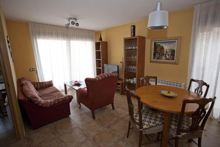 Apartamento 6 personas - Calaceite - Leilighet