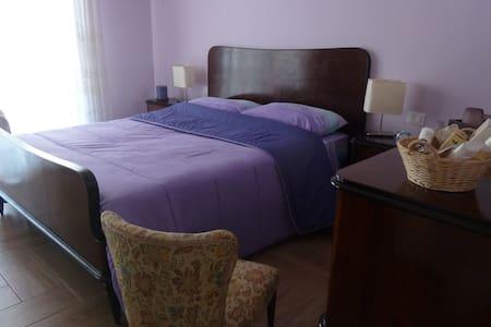 Camera matrimoniale al centro della città - Reggio Calabria