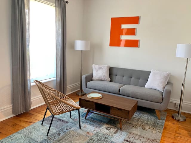 Suite Pod in Elora - a private, spacious apartment