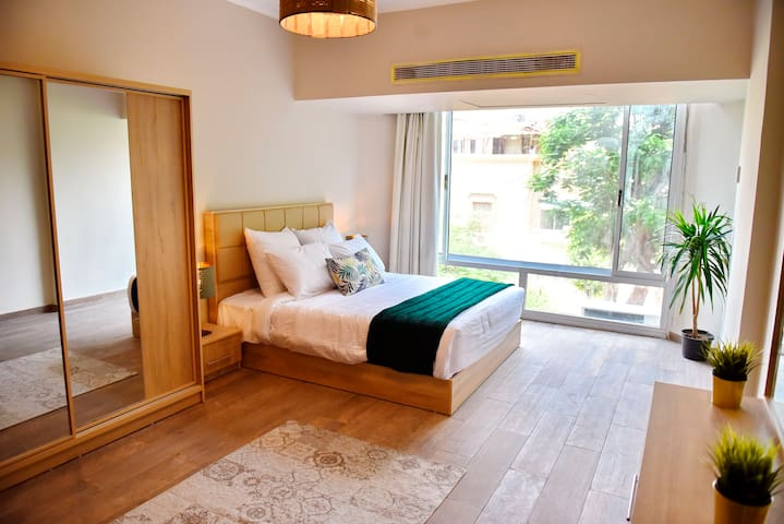 **NEWLY RENOVATED STUDIO - HEART OF ZAMALEK -7**