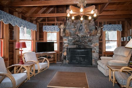 Classic west shore cabin, bch,pet ok HUT house - Homewood
