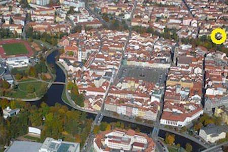 Apartmán v historickém centru Českých Budějovic - České Budějovice