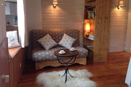 Studio cosy ❤️ village St Bonnet - Saint-Bonnet-en-Champsaur