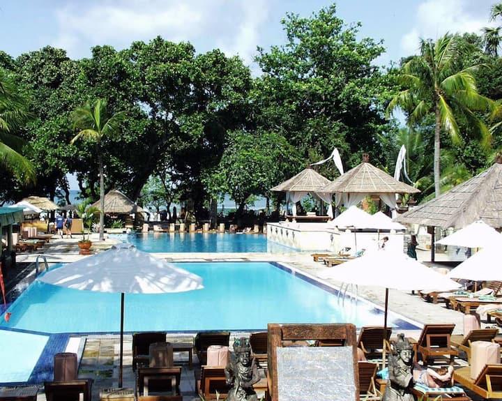 Jayakarta Beach Front Bali Apartment