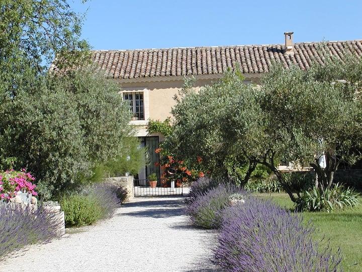 Mas Soligé Cottage Four à Pain Provence Mt Ventoux